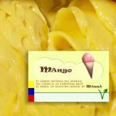 Helado de Mango (1 lt.)