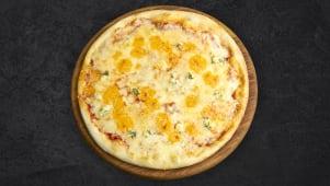 Піца 5 сирів (30см/500г)