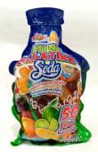 Gelatina bolsa soda