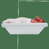Gelato cremoso de Yogurt con Frutos (1 lt.)