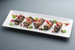 Рулетики з баклажану з горіховою начинкою (155г)