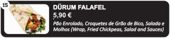 Durum Falafel