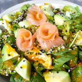 La Healthy Salad
