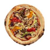Веганская пицца 500гр.
