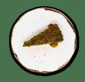 Matcha love cheesecake