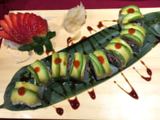 Uramaki Green Dragon Maki
