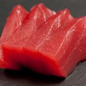 Sashimi de atún (4 pzs.)