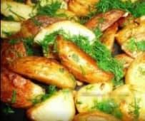 Картопля запечена в кожусі (250г)