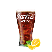 Coca cola zero lemon 45cl