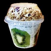 Postre de yogurt y chía (225 g.)