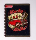 Cuaderno Espiral A4 100Hjs 1 Linea Economico Estilo