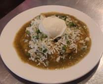 Enchiladas Verdes (2 uds)