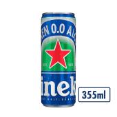 Cerveza Heineken 0.0 (33 cl.)