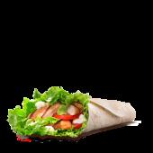 Wrap di Pollo Grigliato