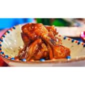 Santas alitas (alitas de pollo)