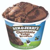 Chocolate Fudge Brownie (500 ml.)