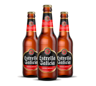 Pack 6 Estrella Galicia (25 cl.)