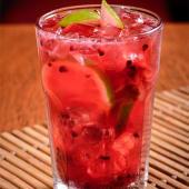 Limonada frutos rojos (16 oz.)