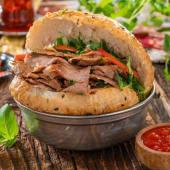 Kanapka Big kebab