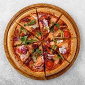 Піца Белла Сальмоне (630г)
