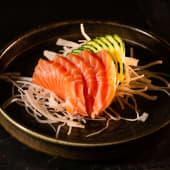 Sashimi salmón (5 pzas.)