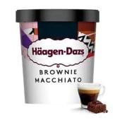 Hageen-Dazs Brownie Macchiato 460ml