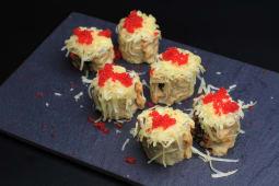 Maki Cheese Flambé -6pcs