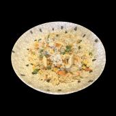 Yakimeshi De Pollo Y Verduras