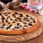 Kavurma Zengini Pizza (Büyük)