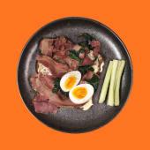 Сніданок із пастрамі (280г)