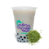 Bubble milk Green tea