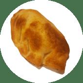 Empanada de pollo tradicional