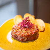 Steak Tartar de Solomillo