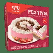 Torta festival (25 pedazos)