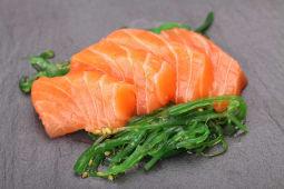 Sashimi Saumon - 4pcs