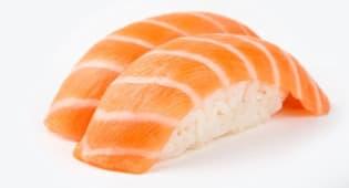 Сет нігірі с лососем (90г)