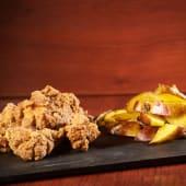 Chicharrón de pollo al estilo QFC