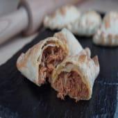 Empanada de cochinita pibil