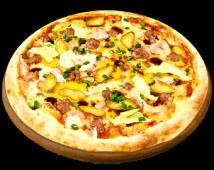 Піца Чізбургер