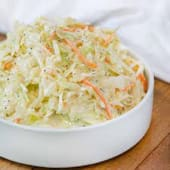 Coleslaw Portioned