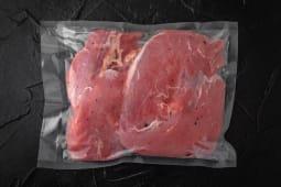 Mușchiuleț de porc marinat À la chef