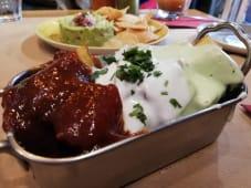 Bravas Mexicanas (Vegetariano)