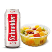 Combo Postre + Cerveza (500ml)