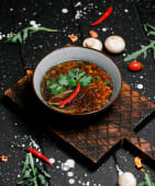 Острый азиатский суп