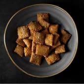 Равіолі у фритюрі з сиром і шпинатом (180г)