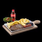 Combo Parrillada de bife (200 g.)