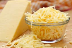 Extra queso artesanal rallado (100 g.)