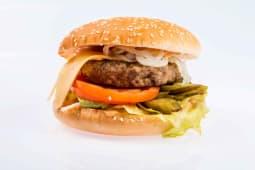 Бургер Cheese Cheddar (385г)