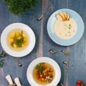 Сирний крем-суп (300г)