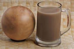 Refresco natural de horchata (16 oz.)